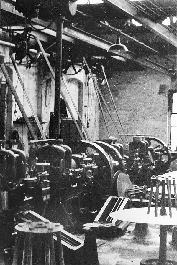 Maschinen Walzwerk Historie